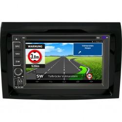 navigation system IntelliRoute Caravan CA9100 DAB+