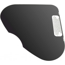Glass Cover, black for...