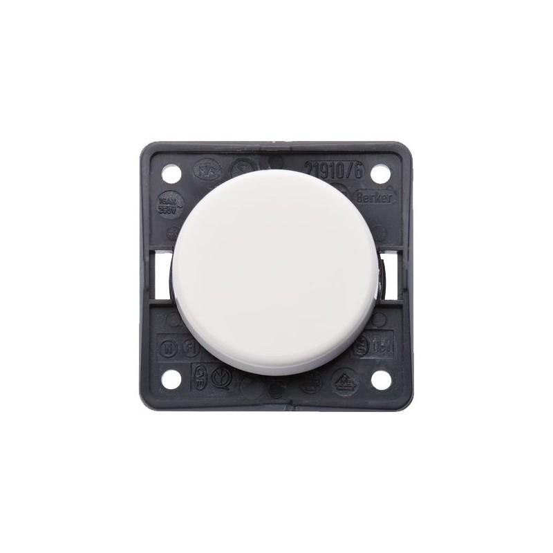 Integro Flow N/O Switch Shiny White