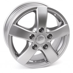 alloy wheel Goldschmitt GSM4, Dark Chrome