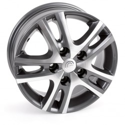 alloy wheel Goldschmitt GSM8, Anthracite Polished Glossy