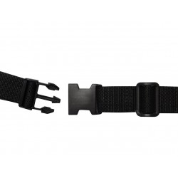tensioning straps set with snap hook for bike cover