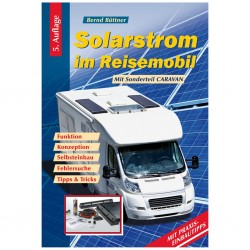 Solar Technology for Caravans/ Campers