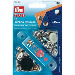 PRYM-Press Fasteners Yacht and Caravan