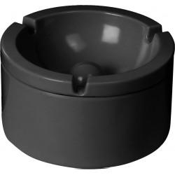 Aschenbecher schwarz