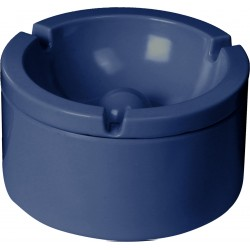 Ashtray dark blue