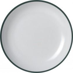 Deep plate Loop D-Box (green)