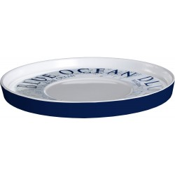 Bowl Cover Blue Ocean