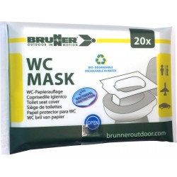 Toilet seat cover WC-Mask