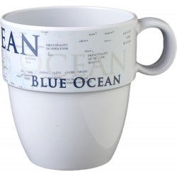 Henkelbecher Blue Ocean