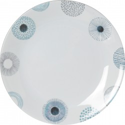 Dinner plate Deep Sea