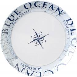 ΠΙΑΤΟ ΦΑΓΗΤΟΥ OCEAN BLUE...