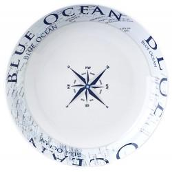 Suppenteller Blue Ocean
