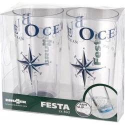 Ποτήρι νερού Blue Ocean 400...