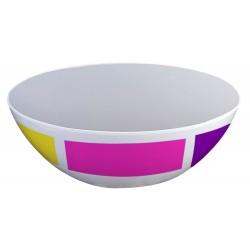 Salad bowl Spectrum Flame
