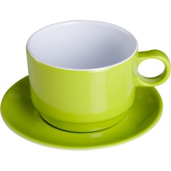 Cup with lid Space