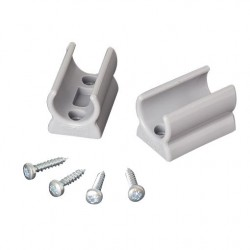 Wall Bracket Kit for Awning Crank ΓΈ 20 mm