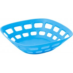 Bread basket 24x24cm (blue)