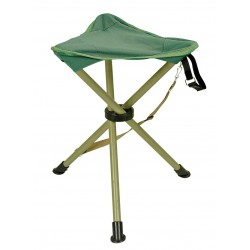 Tripod stool Triol (green)
