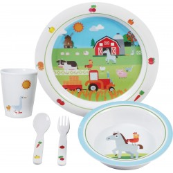 Set Farm Kids Boy 3+ (5pcs)