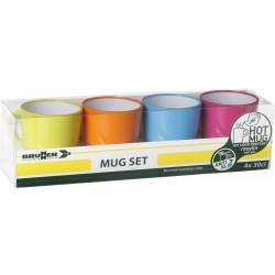 Κούπα 300 ml Spectrum (4 τεμ.)