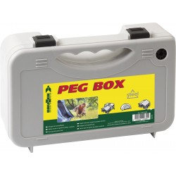 Set Peg Box Square 22 22cm...