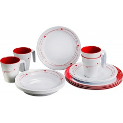 Melamine Set Cosmic (16pcs)