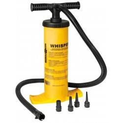 Double action pump Whisper...