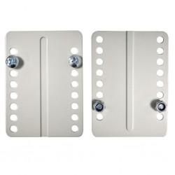 Extension Plate for Lifting Table Frame Light Grey