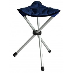 Tripod stool Fjord (blue)