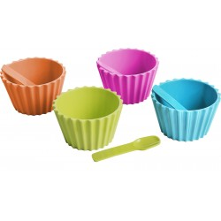 Set bowls Ice Cream (4pcs)
