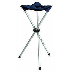 Tripod stool Big Fjord (blue)