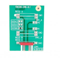 Reed Switch for Waste Tank Level Indicator, One Switch