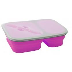 Storage box Snack Box L (lila)