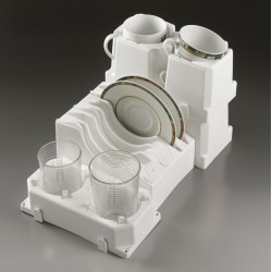Variable Glass, Cup and Plate Holder