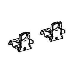 Connection Set Tension Rafter Housing Thule Omnistor 6200, Set Left + Right