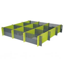Storage Strip for Drawers