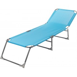 Beach bed Bahia (light blue)