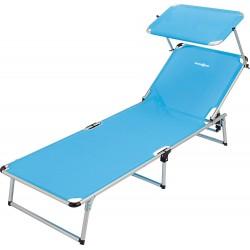 Beach bed Malibu (blue)