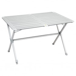 Camping Table Silver Gapless