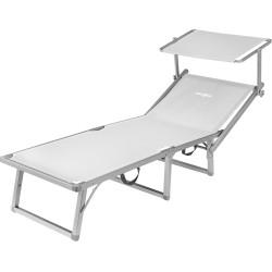 Ξαπλώστρα Lido Fold-Up άσπρη