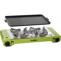 Gas cooker Devil Double Grill