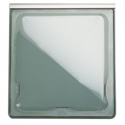 Polyplastic Quarterlight Window