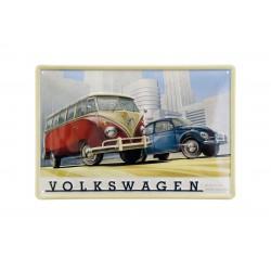VW T1  BUS AND BEETLE METAL...