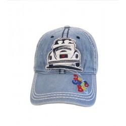 Καπέλο VW Beetle, μπλε jeans