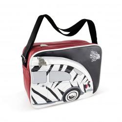Τσάντα ώμου VW Beetle, Zebra