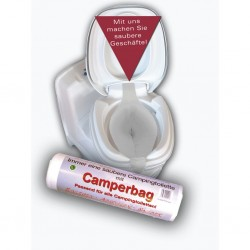 CamperBag - Toilet Inlay