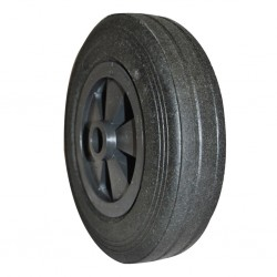 Spare Wheel Solid Rubber 200 x 50 mm
