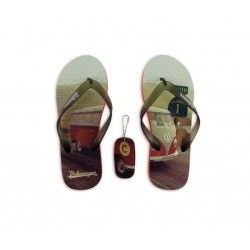 VW T1 BUS BEACH SANDALS (EU...