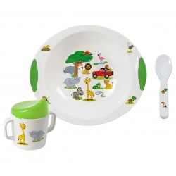 Tablware Set Jungle Parade